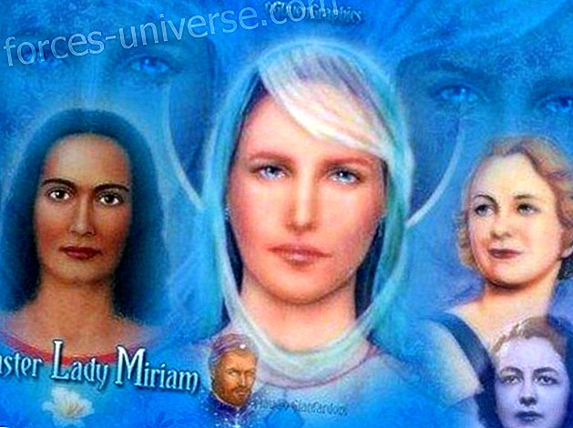 Message Lady Miriam: Discover your Divine Power