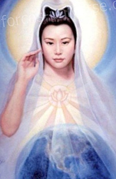 Kwan Yin: The Connection with the Higher Self