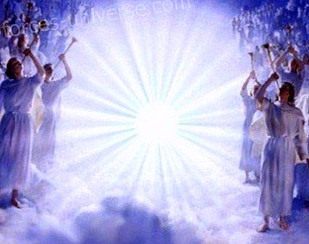 Message from our White Guide: What do angels want to tell us?
