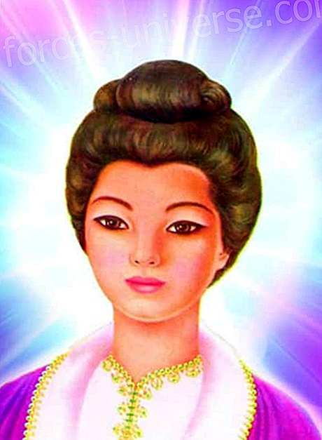 """Message from Master Kwan Yin: """"The wonder of the inner journey.""""  Channeled by Fernanda Abundes"""