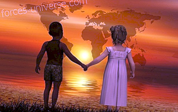 Messages from heaven: May love illuminate this world!