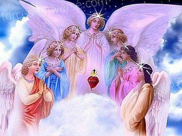 Message Archangel Chamuel: Our Presences are only of Light and Love Messages from Heaven - 2020