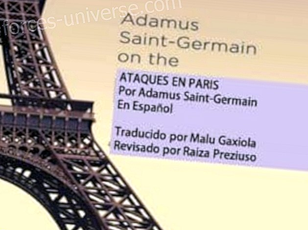 Channeling of Adamus St - Germain on the attacks in Paris - Messages from Heaven