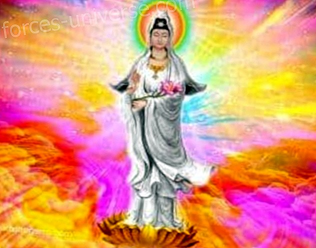 The transcendent Decalogue of Mother Kwan-Yin