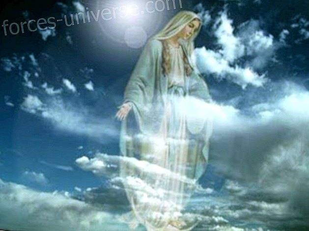 Divine Mother - The higher self or causal body - Messages from Heaven