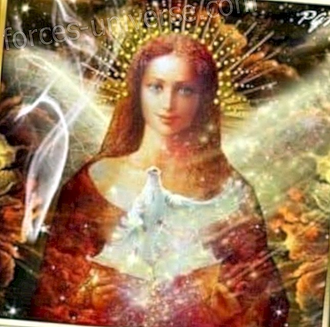 The group of cosmic mothers tell us about the feminine