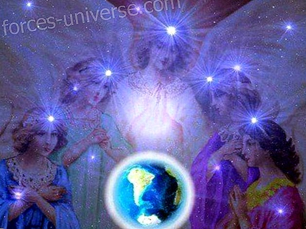 Message de l'Archange Metatron par James Tyberonn: La nature et la portée des anges