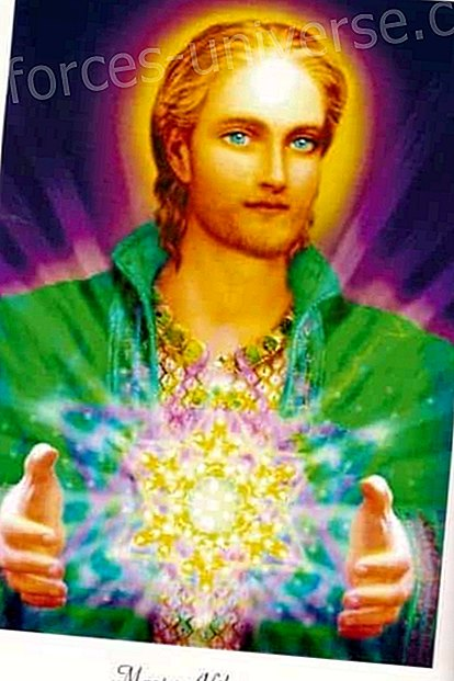 Monthly Message: The Hilarion Connection (January 2017)