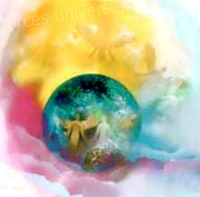 Glance at 2009 and power transmission for Lady Gaia, by Kryon - Messages from Heaven