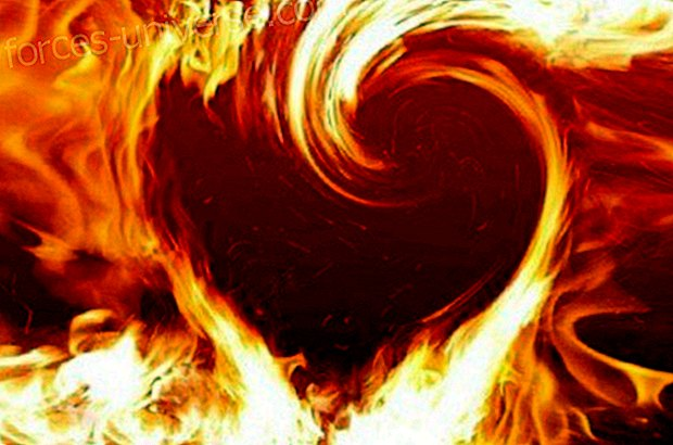 Fires of light and love to transform your world