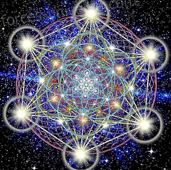 Radiating from the Unified Field of Divinity, a Message from the Archangel Metatron