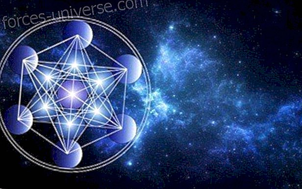 Metatron: Self bestowal and awareness of being one with the light