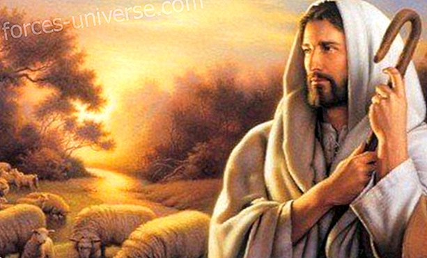 Message from the teacher Jesus: Love is the key to revival