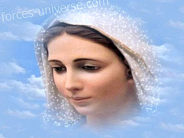 Message from Mary: My children, live in the truth of Christ and in his eternity