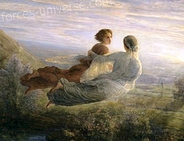 "Message Archangel Gabriel: The quality of love known as ""elevation"""