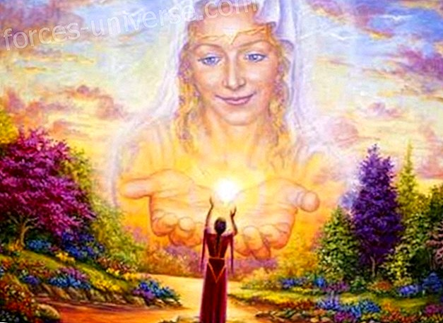 Message from the Divine Mother: Imagine the world you want to live in!