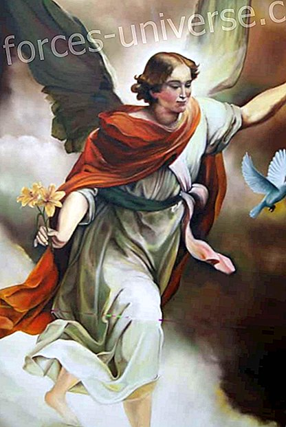 Archangel Gabriel.  Channeling of Henrique Rosa.  Part I.