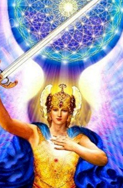 Archangel Michael - the key of Andromeda Messages from Heaven