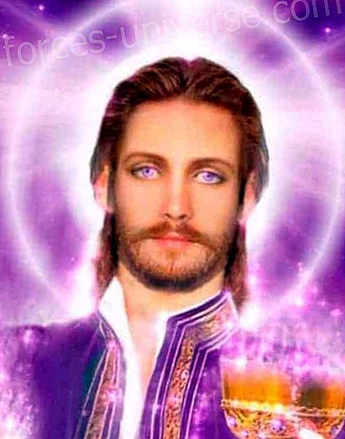 Message from Master Saint Germain.  The crystals of life and opulence.  Channeled by Fernanda Abundes