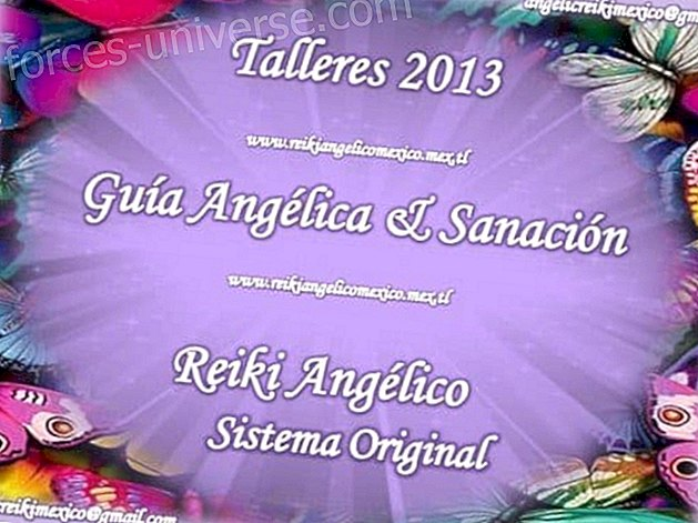 Workshops 2013: Angelic Guide Reiki Angelic Healing Original System - In only 2 Workshops Level 1, 2, 3, and Master's - Messages from Heaven