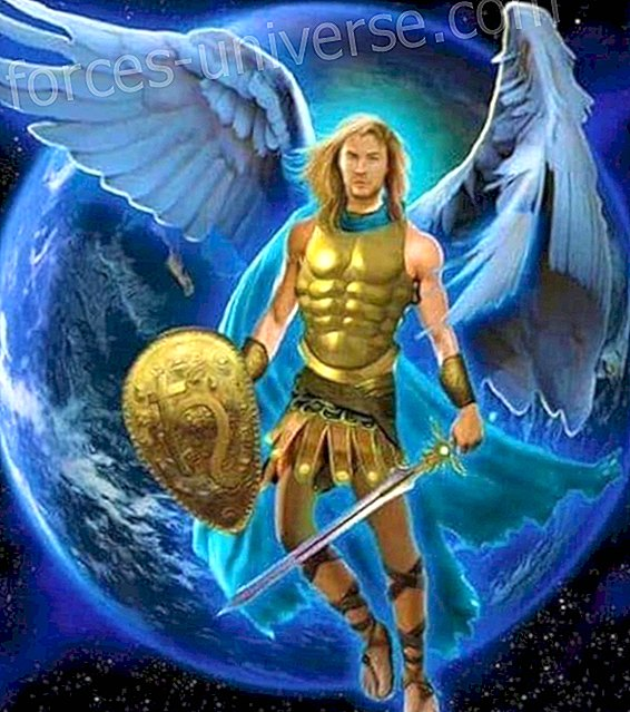 Message of the Archangel Michael;  the Prince of the Armies of Angels wants to Protect You