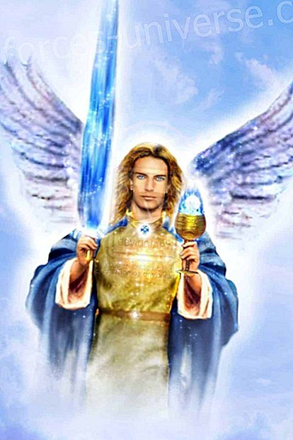 "The New Beginning and the ""Empty Space"", Archangel Michael channeled by Celia Fenn"