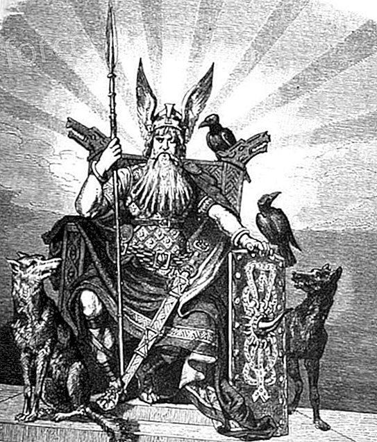 History and powers of God Odin: The Nordic god of war and magic