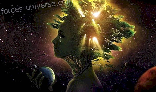 Message from GAIA: The woman has a very close relationship with nature
