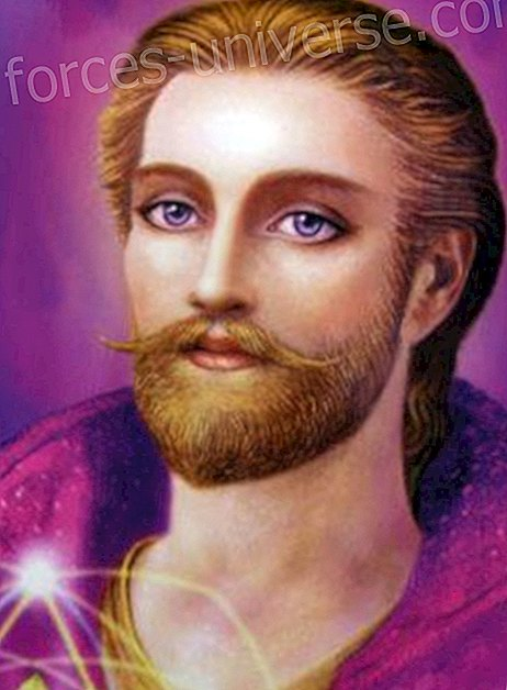 Message from Master Sant Germain de Luz y amor for 2012 Messages from Heaven