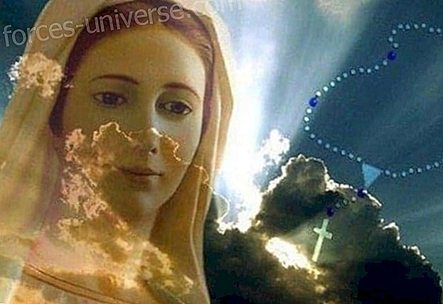 I pray of Mary to remain in her prayers for the illumination of humanity