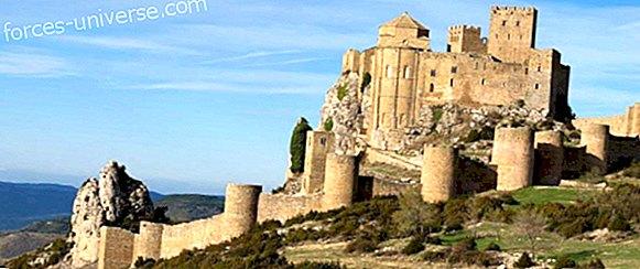 Loarre Castle - Spirituelle Reisen - Spirituelle Welt