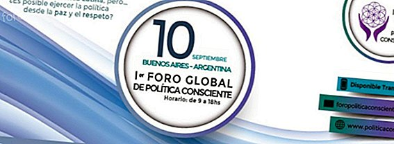 I Global Forum of Conscious Policy, noong 10/09/2016 sa Buenos Aires, Argentina