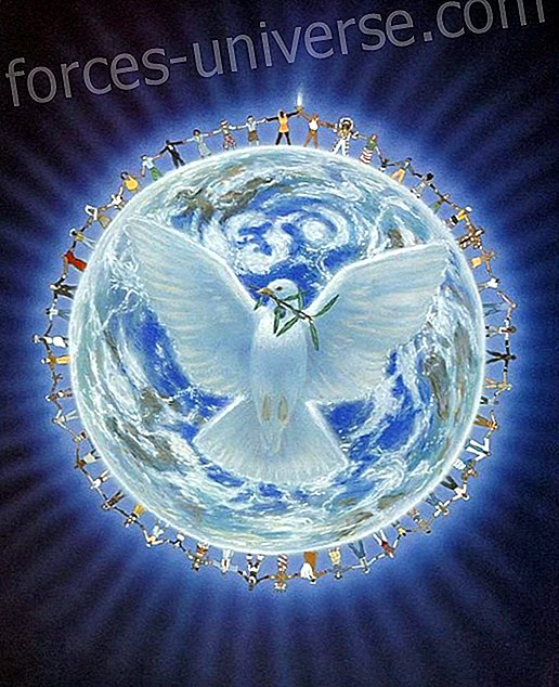 October 12 Planetary Service for the Ascension of Gaia - Spiritual World