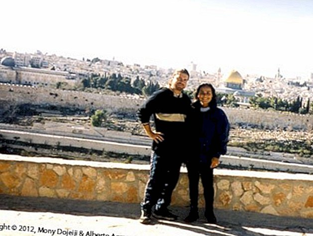 How to travel for peace inland.  And to Jerusalem.- Spiritual World -