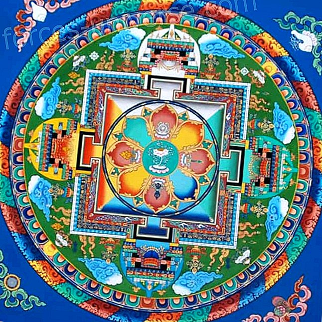 Mis on Thangka maal?