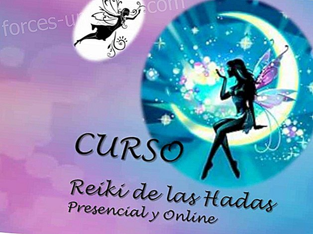 Reiki Course of Fairies Online and Face-to-face - April 14, 2018 in Barcelona
