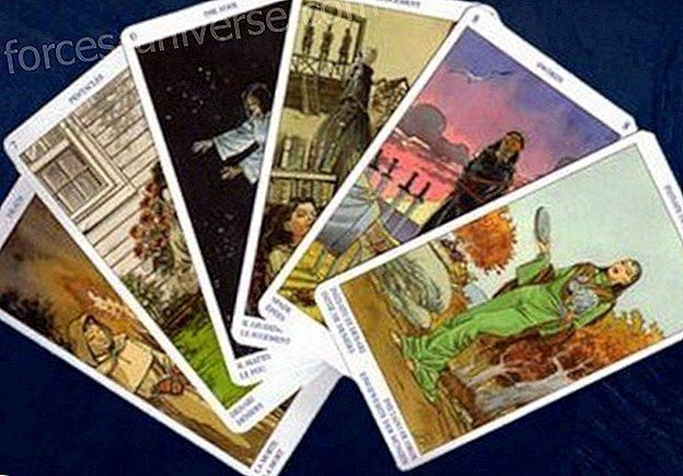 The meaning of the Major Arcana of the Tarot (Part 1)