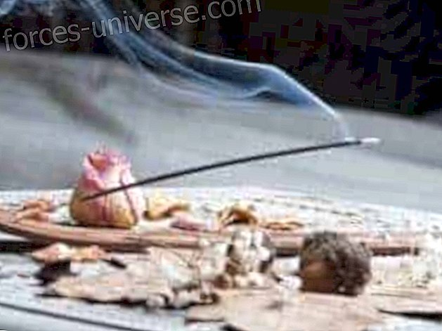 - Incense Properties, what is the use of each Incense?
