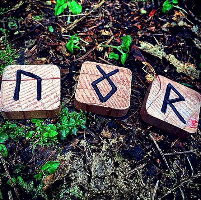 Runa Isa: Mythological legend and meaning of the ancient Viking runes