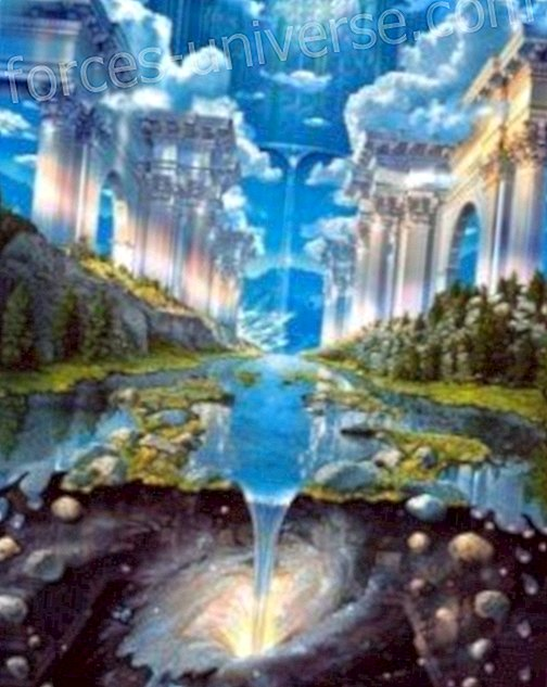 - Precognition in the field of multiple parallel and probable realities