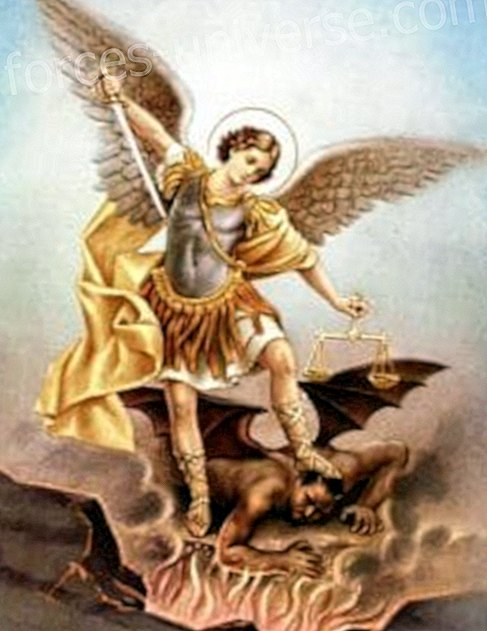 God asks us for humility.  Saint Michael the Archangel and the Rule of Saint Benedict.