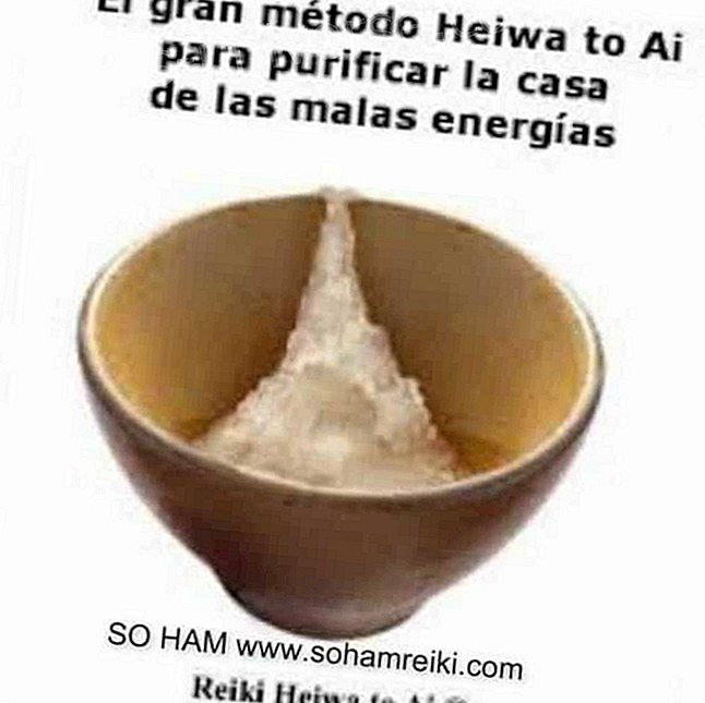 The Great Reiki Method Heiwa To AI to Purify the House and the Physical Body of Bad Energies - Conscious Life