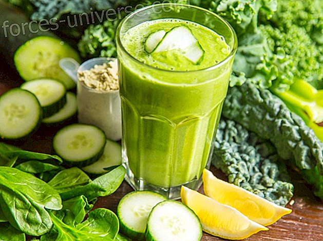 Smoothie Juices and Raw Creams